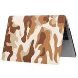 MacBook Pro retina touchbar 13 inch case - camo bruin_