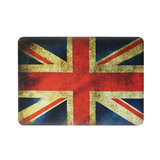 MacBook Pro 15 case - Retro flag