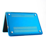 MacBook Pro 15 inch cover - Baby blauw_
