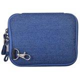 11.6 inch denim sleeve - Blauw_