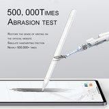 Stylus Pen / Pencil voor tablet of mobiel - Wit_