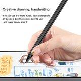 Stylus Pen / Pencil voor tablet of mobiel - Zwart_