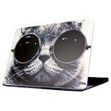 MacBook Air 13 inch case - Cool cat_