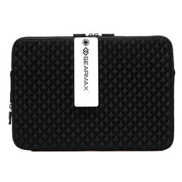 GEARMAX Diamond Grain 11.6 inch Sleeve - Zwart