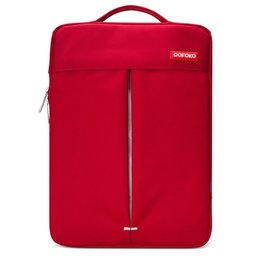 POFOKO 13.3 inch portable laptoptas - Rood