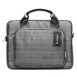 GEARMAX 15.4 inch laptoptas met schouderband - Grijs