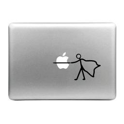 MacBook sticker - ridder