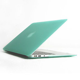 MacBook Air 13 inch cover - Groen
