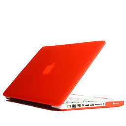 MacBook Pro 13 inch cover - Rood