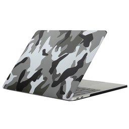 2016 MacBook Pro retina touchbar 13 inch case - camo wit