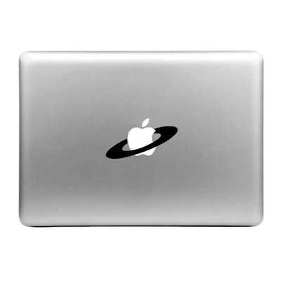 MacBook sticker - Planeet