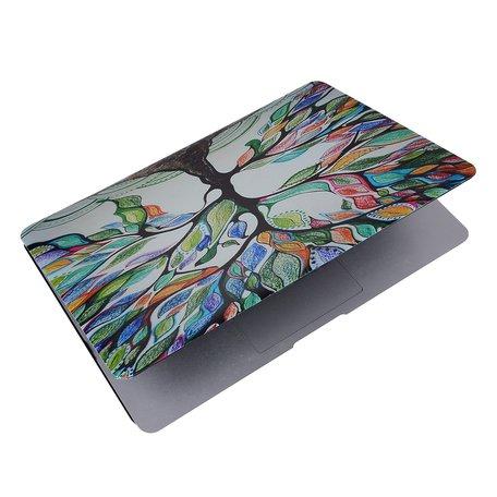 MacBook Pro retina touchbar 13 inch case - Color tree