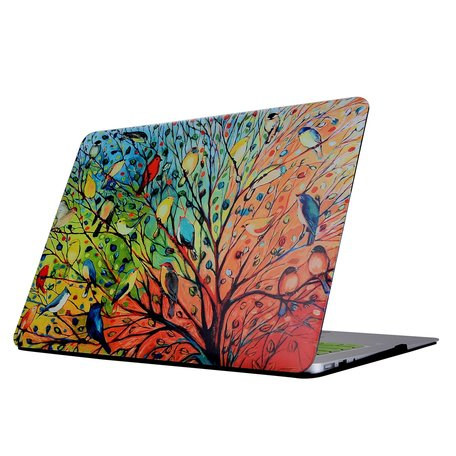 MacBook Pro retina touchbar 13 inch case - Color birds