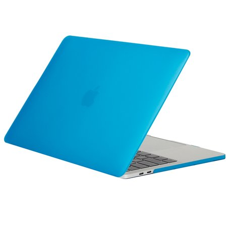 MacBook Pro retina touchbar 13 inch case - baby blauw