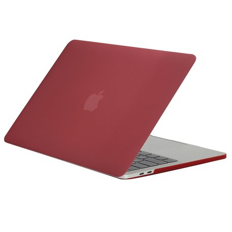 MacBook Pro retina touchbar 13 inch case - bordeaux