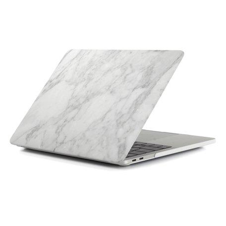 MacBook Pro 15 Inch Touchbar (A1707 / A1990) Case - Marble wit