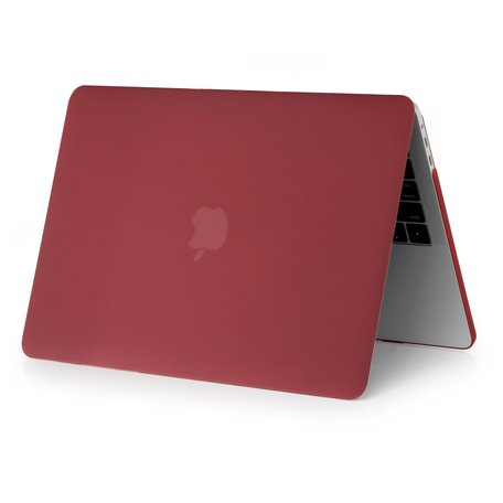 MacBook Pro 15 Inch Touchbar (A1707 / A1990) Case - Wijnrood