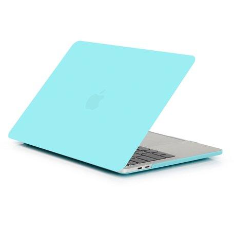 MacBook Pro 15 Inch Touchbar (A1707 / A1990) Case - pastelblauw