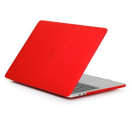 MacBook Pro 15 Inch Touchbar (A1707 / A1990) Case - Rood