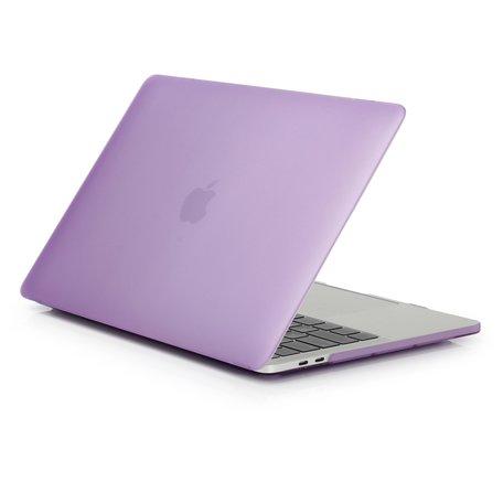 MacBook Pro 15 Inch Touchbar (A1707 / A1990) Case - Paars