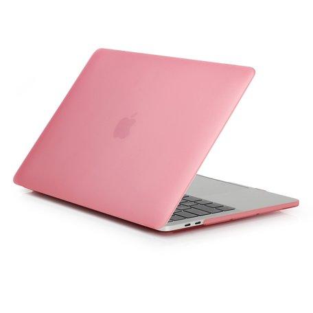 MacBook Pro 15 Inch Touchbar (A1707 / A1990) Case - Roze