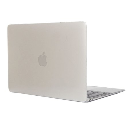 MacBook 12 inch case - Transparant (clear)