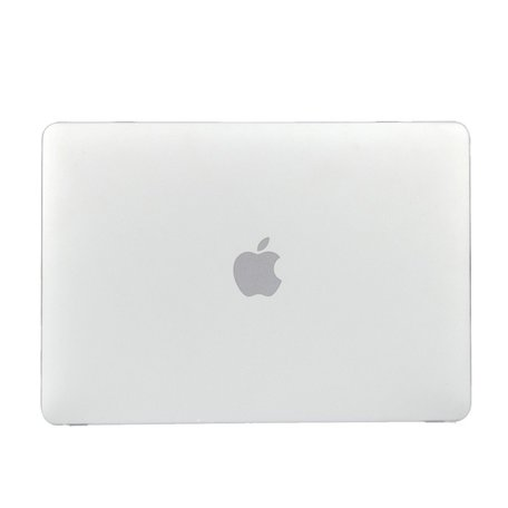 MacBook 12 inch case - Transparant (mat)