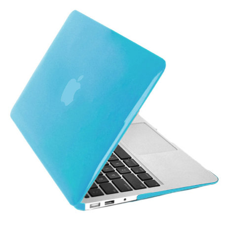 MacBook Air 11 inch cover - Baby blauw