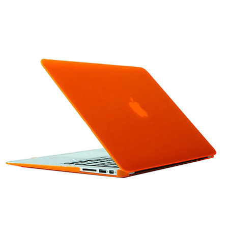 MacBook Air 11 inch cover - Oranje