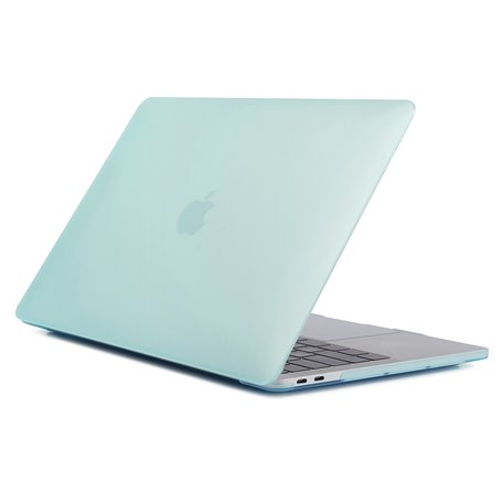 MacBook Pro 16 inch case - Mintgroen