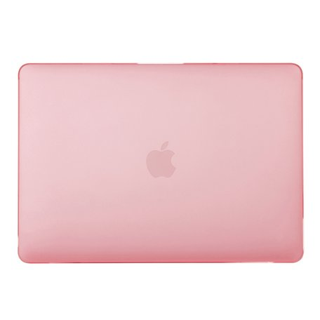 MacBook Pro 16 inch case - Roze