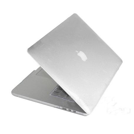 MacBook Pro retina touchbar 15 inch case - Transparant (clear)