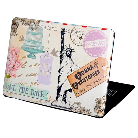 MacBook Pro retina 13 inch case - Liberty