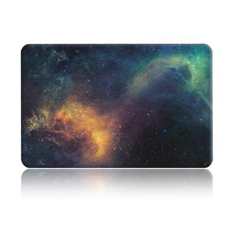 MacBook Pro 15 Inch Touchbar (A1707 / A1990) Case - Green stars
