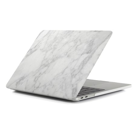MacBook Pro 16 inch case - Marble wit