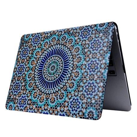 MacBook Pro retina touchbar 13 inch case - Mozaiek