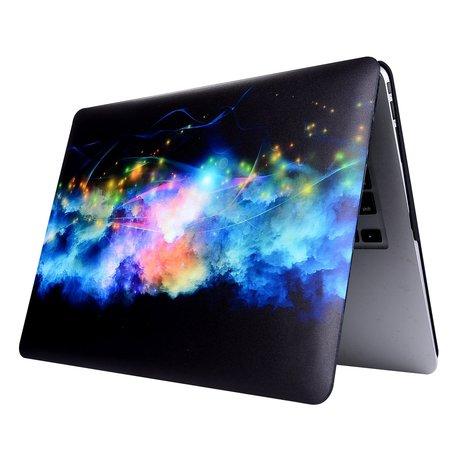 MacBook Pro retina touchbar 13 inch case - Color cloud
