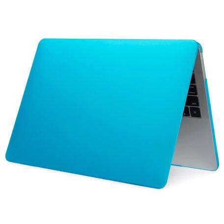 MacBook Pro Touchbar 13 inch case - 2020 model - Lichtblauw