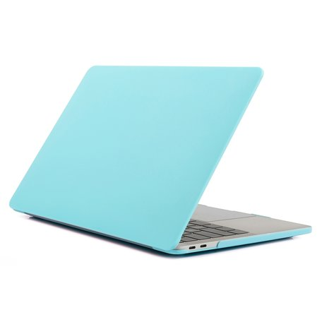 MacBook Pro Touchbar 13 inch case - 2020 model - Babyblauw