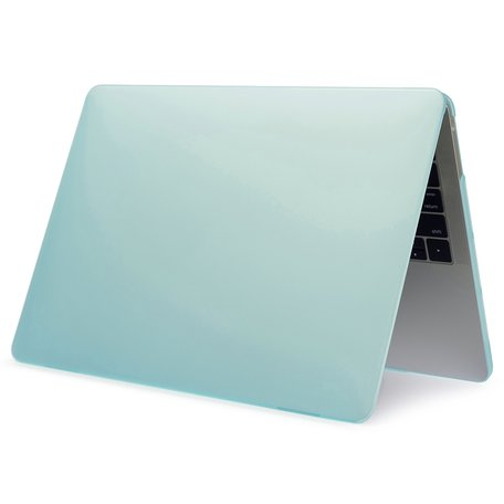 MacBook Pro Touchbar 13 inch case - 2020 model - Mintgroen
