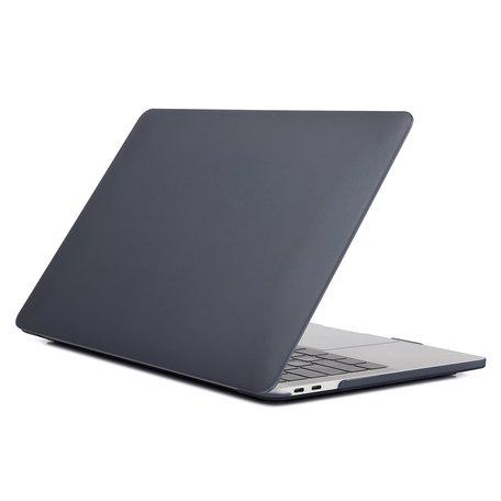MacBook Pro Touchbar 13 inch case - 2020 model - Zwart