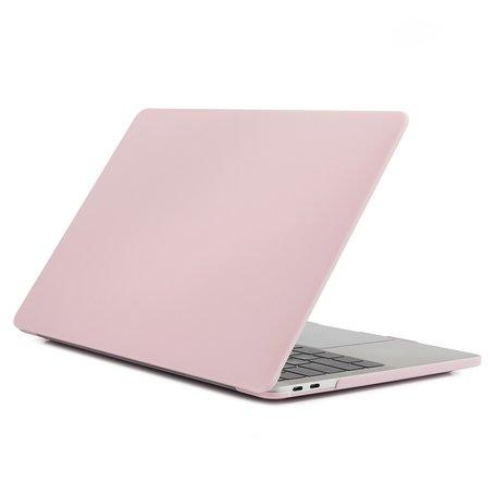 MacBook Pro Touchbar 13 inch case - 2020 model - Pastel roze
