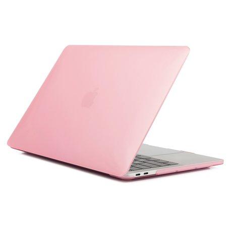 MacBook Pro 16 inch case - Roze
