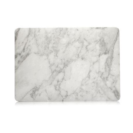 MacBook Pro 15 Inch Touchbar (A1707 / A1990) Case - Marble wit