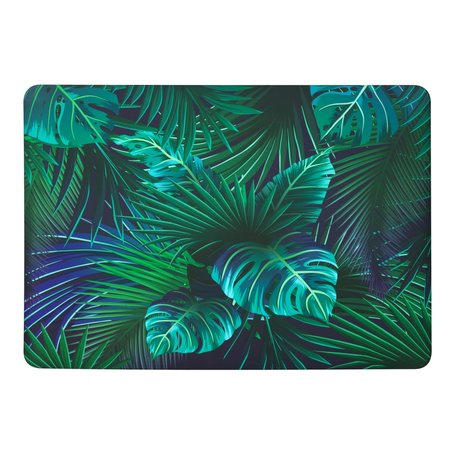 MacBook Pro 16 inch case - Palm Leaf