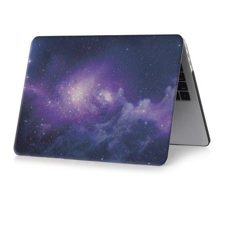 MacBook Pro 16 inch case - Blue stars