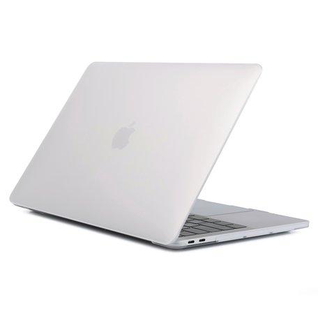 MacBook Pro 16 inch case - Transparant (mat)