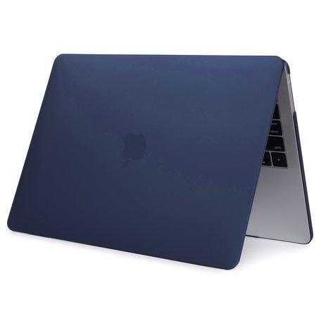MacBook Pro 16 inch case - Navyblauw