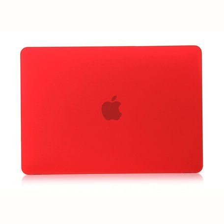MacBook Pro 15 Inch Touchbar (A1707 / A1990) Case - Rood