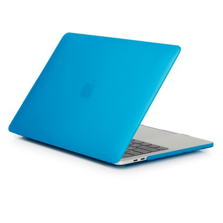 MacBook Pro 15 Inch Touchbar (A1707 / A1990) Case - Blauw